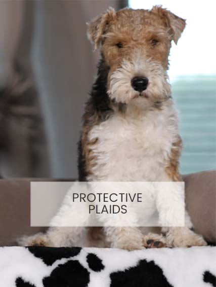Pet protective plaids - Luxury and comfort
